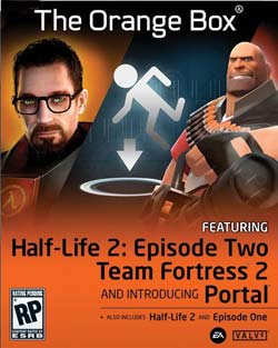 Half-Life 2: Orange Box (2007/No-STEAM/ENG/RUS/Бука)