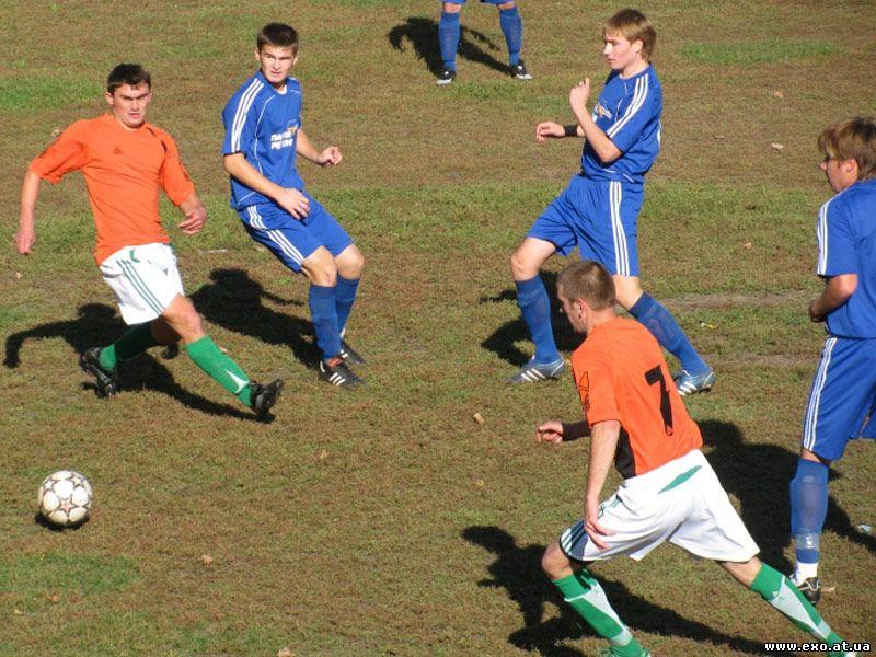 турнір із футболу в Миргороді